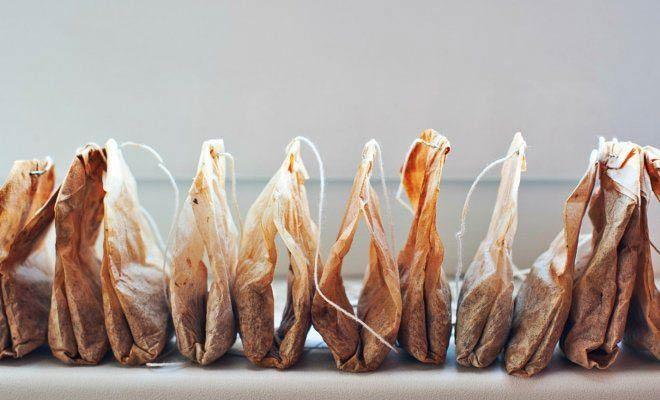 чайные пакетики для семян