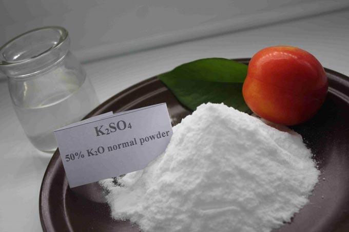 удобрение овощей сульфатом калия