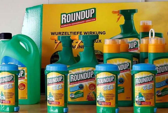 гербицид Roundup
