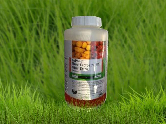 инструкция по применению гербицида Титус
